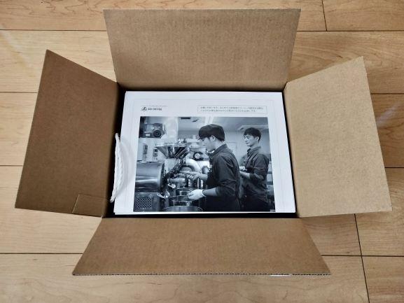 土居珈琲「初めてのセット」の内容